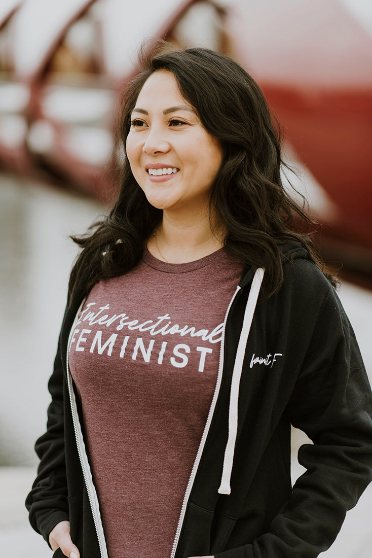 Intersectional Feminist Adult T-Shirt
