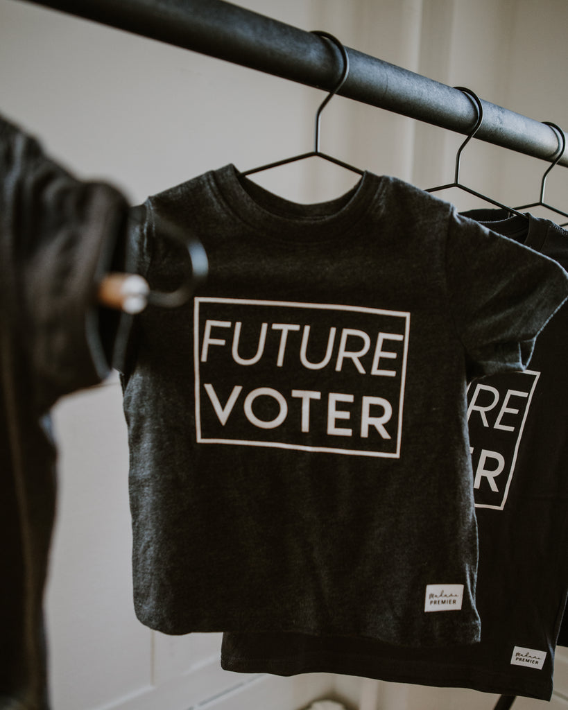Future Voter Toddler T-Shirt