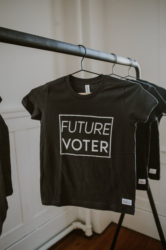 Future Voter Youth Unisex T-Shirt