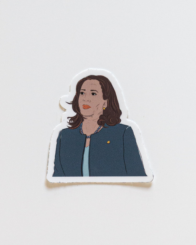 Kamala Harris for Vice President Sticker