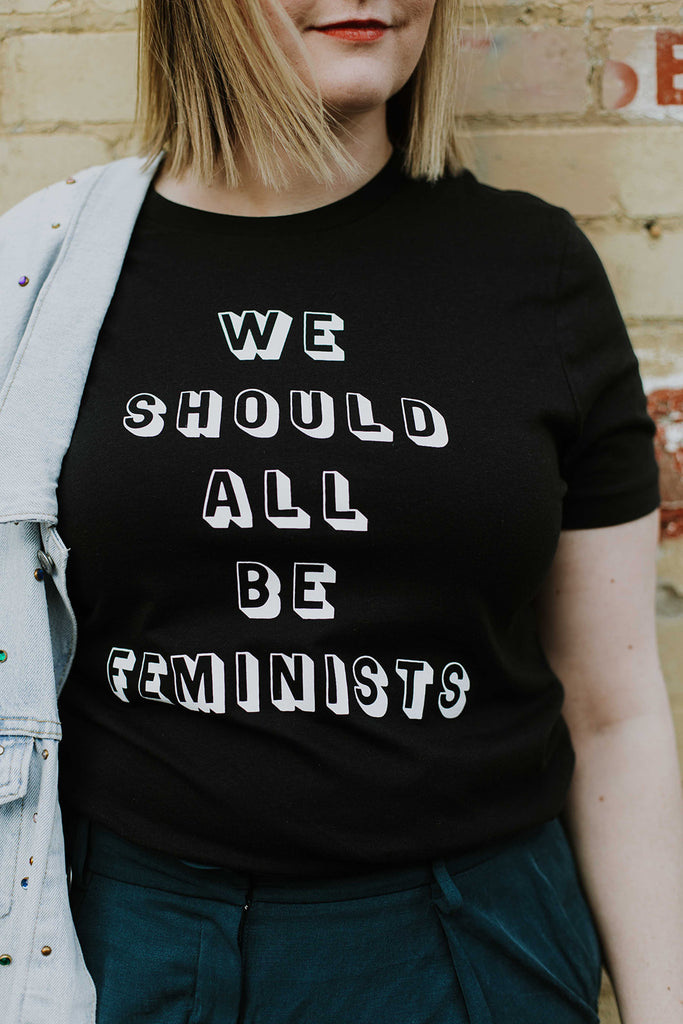 We Should All Be Feminists Unisex Adult T-Shirt