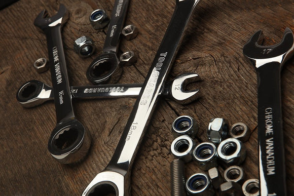 From Furniture Assembly To Auto Repairs, These Wrench Sets Can Handle It All