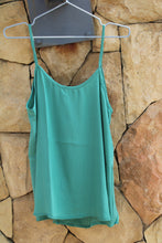 Load image into Gallery viewer, Love That Chiffon Blouse (Teal)