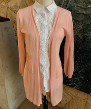 Load image into Gallery viewer, Bon Bon Open Cardigan (Baby Pink)