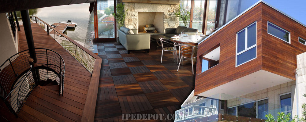 ipe wood projects