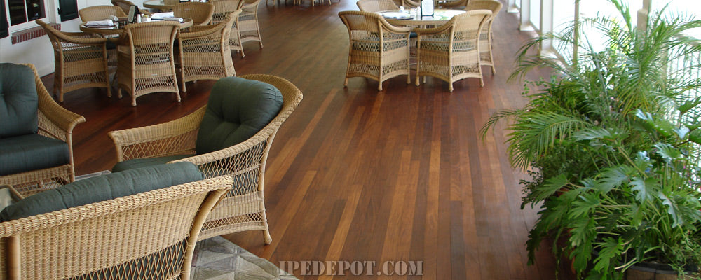t and g ipe decking