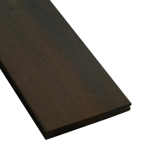 1x6+PLUS® Ipe Wood Pregrooved Decking (21mm x 6)