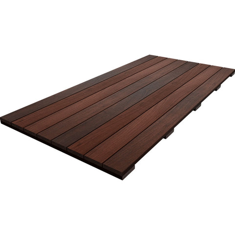 Ipe Deck Tiles 24 x 48 - Smooth