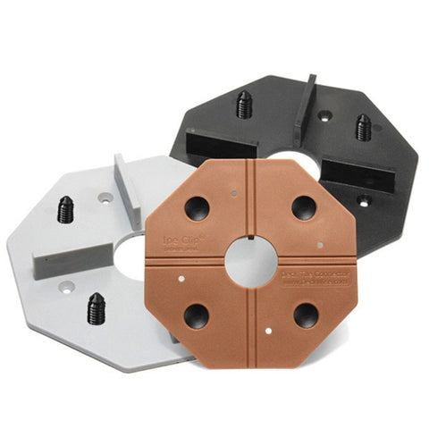 DeckWise™ Deck Tile Connectors