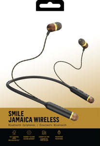 Auricolari Bluetooth Wireless House of Marley Smile Jamaica