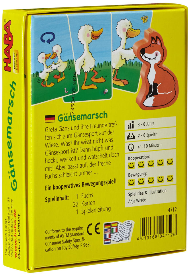 Haba 4712 - Paperswing, Gioco di Carte [Importato dalla Germania]