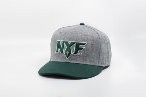 NYF Limited Clothing Cap - Grey Edition