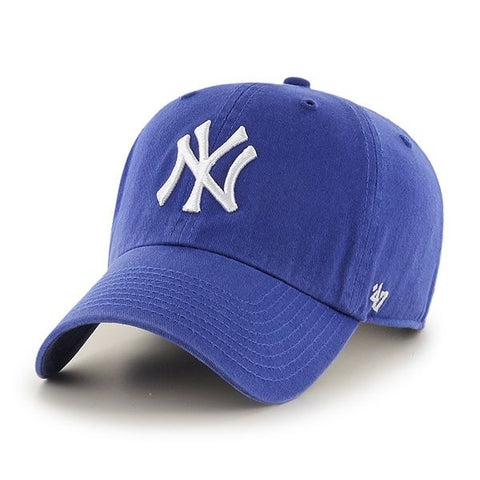 MLB New York Yankees '47 CLEAN UP Blau