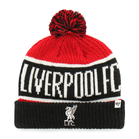 Liverpool FC CLGY RED '47 CUFF KNIT Beanie