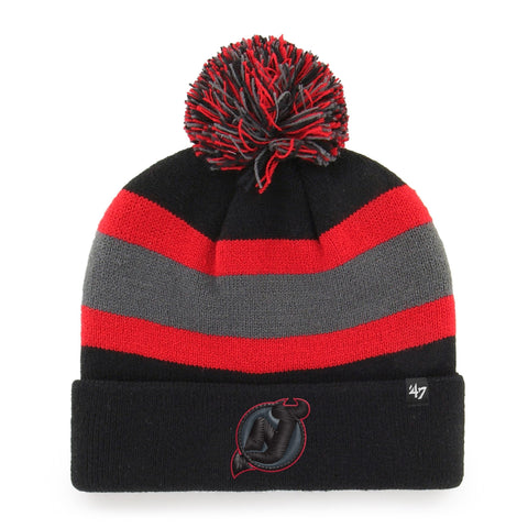 NHL New Jersey Devils Breakaway '47 CUFF KNIT