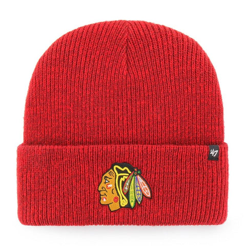Chicago Blackhawks Beanie Red NHL Merch Ballers.ch