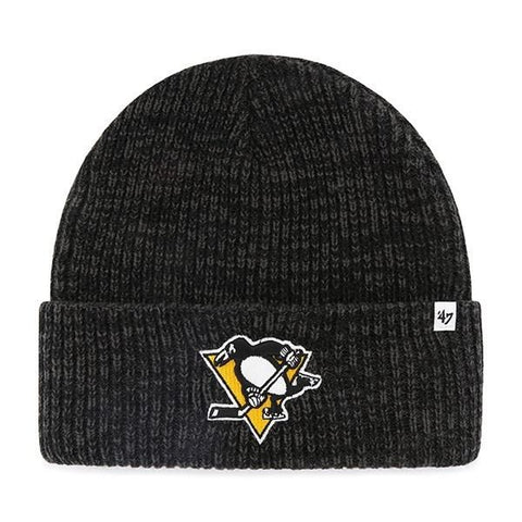 Pittsburgh Penguins Beanie Black NHL Merch Ballers.ch