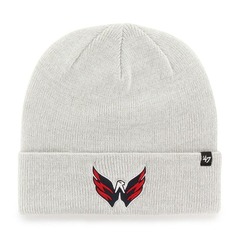 Washington Capitals Beanie White NHL Merch Ballers.ch
