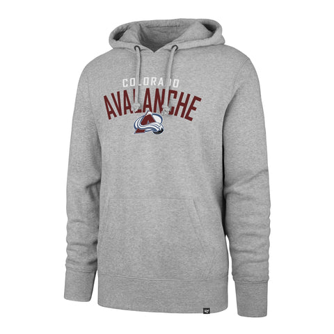 NHL Colorado Avalanche Outrush '47 HEADLINE Pullover Hood