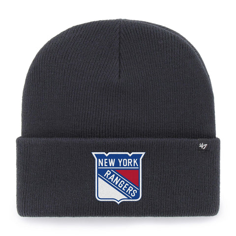 NHL New York Rangers Haymaker '47 CUFF KNIT
