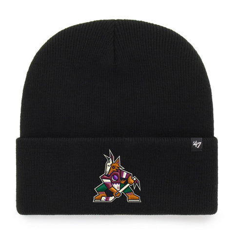 NHL Arizona Coyotes Haymaker '47 CUFF KNIT