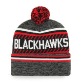 NHL Chicago Blackhawks Ice '47 CUFF KNIT Beanie