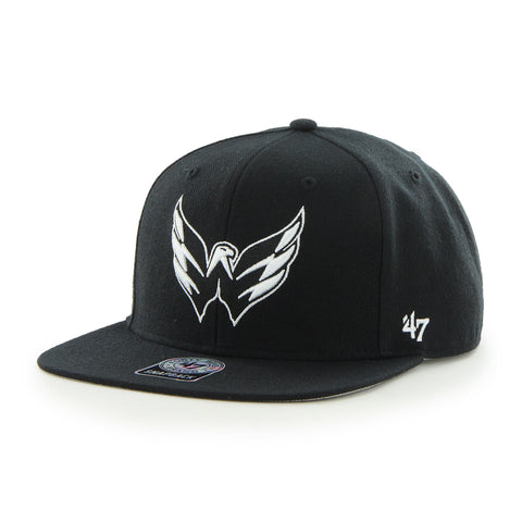 Washington Capitals Sure Shot '47 Captain NHL Cap