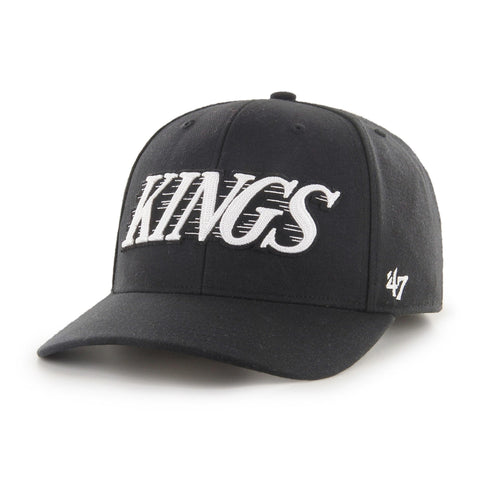 Los Angeles Kings Chain Link Script '47 MVP DP NHL Cap