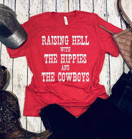 Raising hell with the hippies and the cowboys-Elane's Boutique