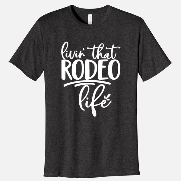 Livin' that Rodeo life-Elane's Boutique