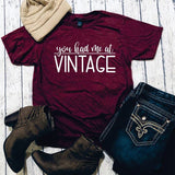 You had me at Vintage-Elane's Boutique