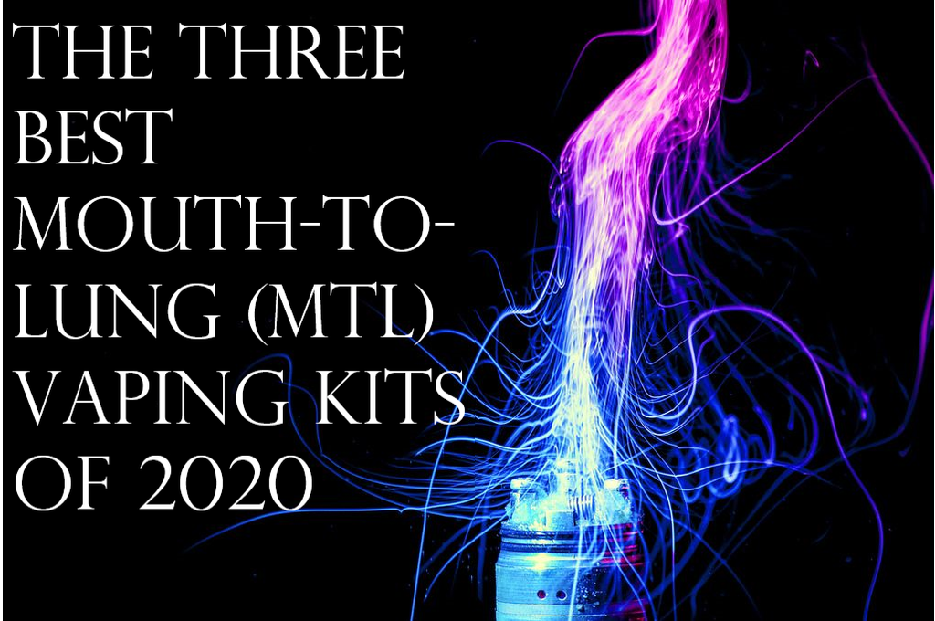 Three MTL Vape Kits