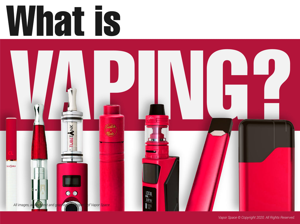 What is Vaping? | How vape produces smoke?