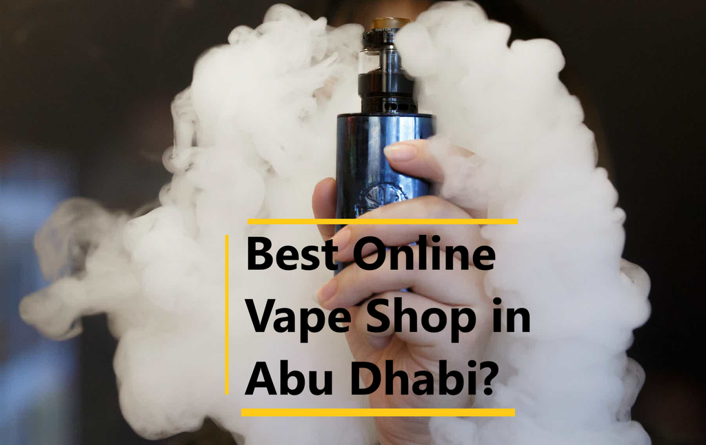 Which is the online vape store in UAE? | Vapor Space