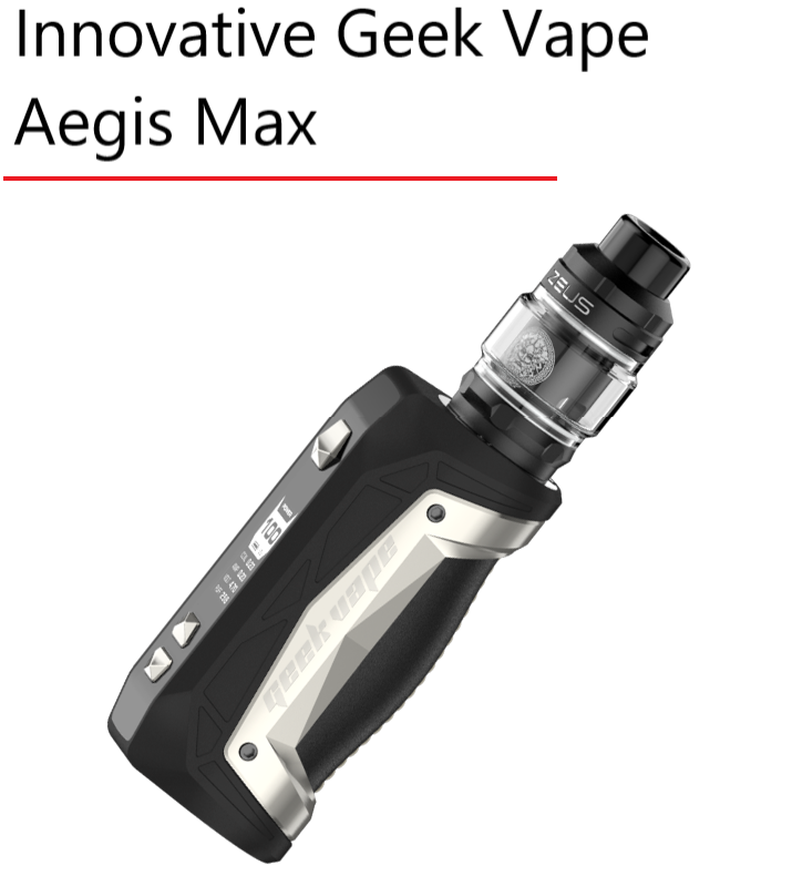 Innovative Geek Vape Aegis Max
