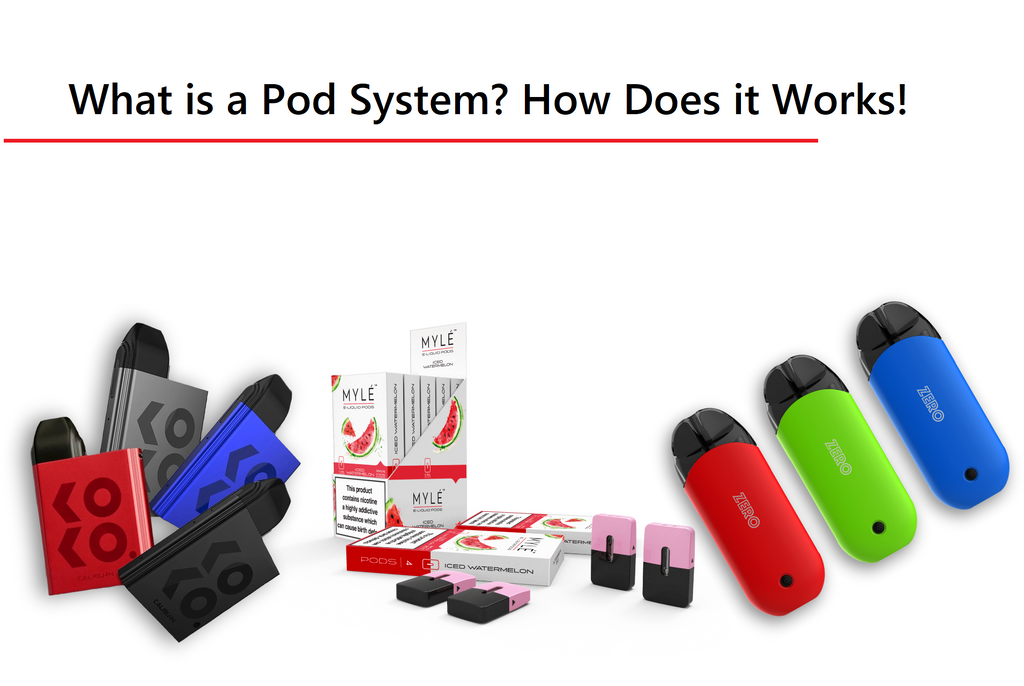 What is a Pod System?  How Does it Works!