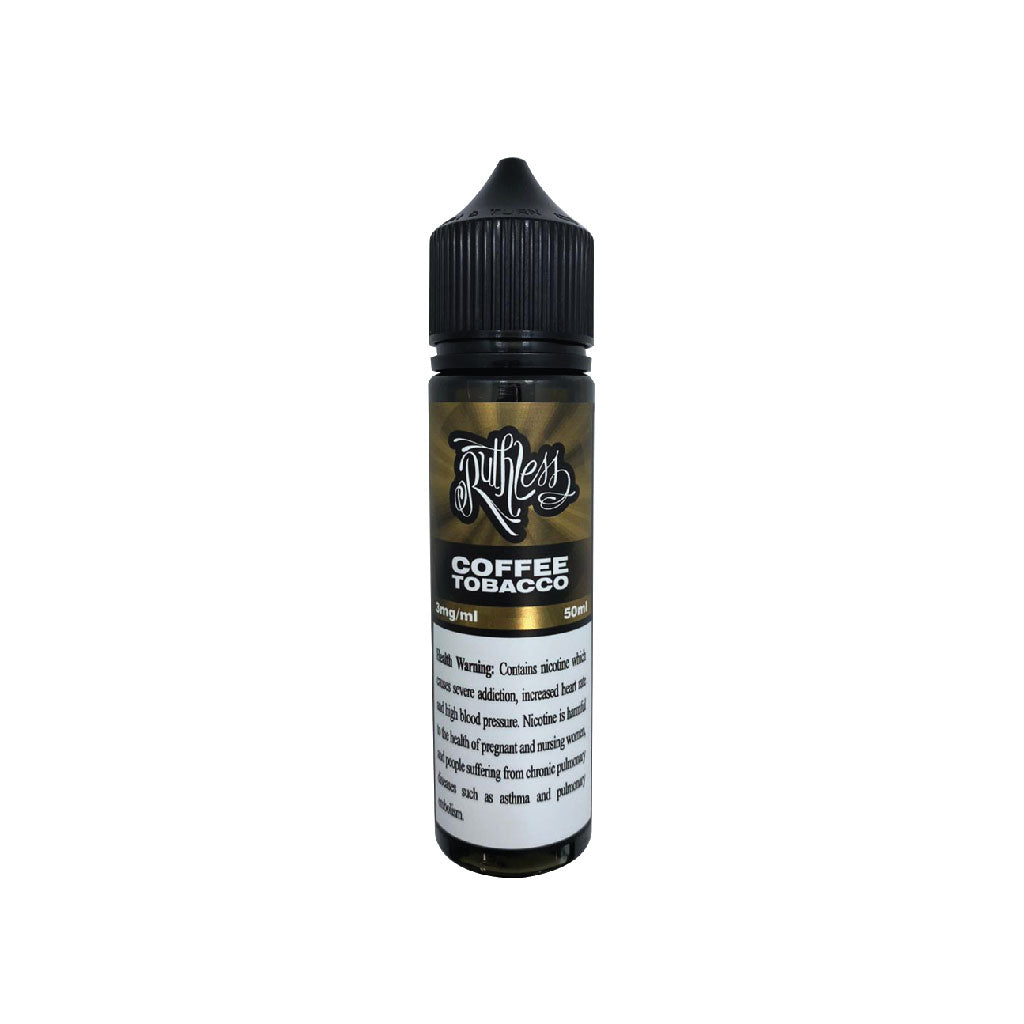Ruthless - Coffee Tobacco 3mg/50ml