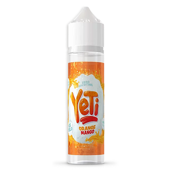 YETI - Orange Mango 60ml