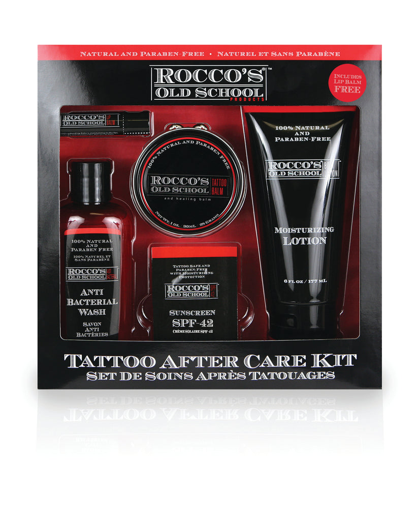 Rocco's After Care Kit