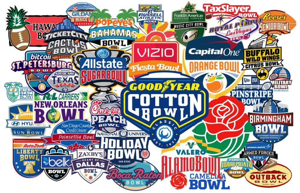 Week 16 of College Football - Bowl Week is Here!