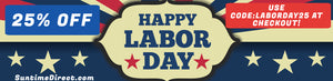 HAPPY LABOR DAY SALE! 25% off Store wide!