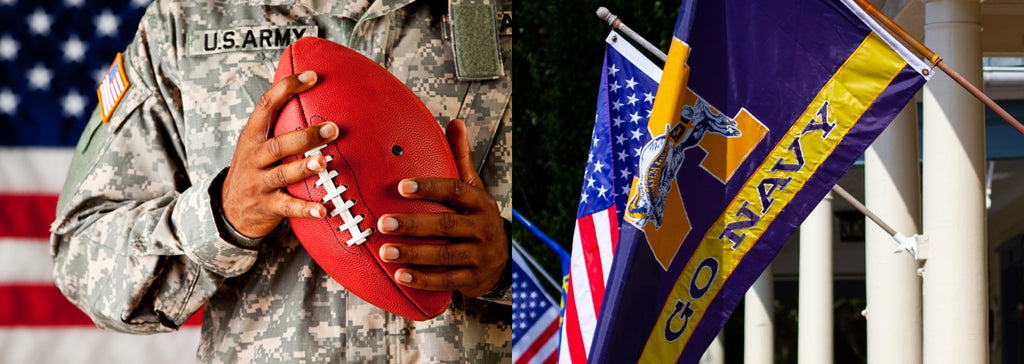 Army vs Navy – Game Uniforms Evoke Meaning