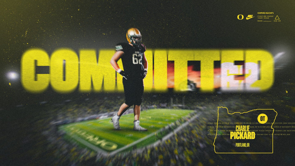 Oregon Ducks Have a Committed Walk-On
