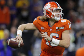 Clemson Quarterback Top Pick in NFL Draft