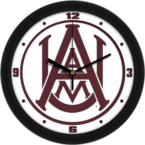 Alabama A&M Bulldogs - Traditional Wall Clock - SuntimeDirect