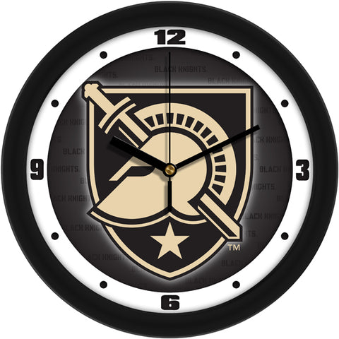 Army Black Knights - Dimension Wall Clock - SuntimeDirect