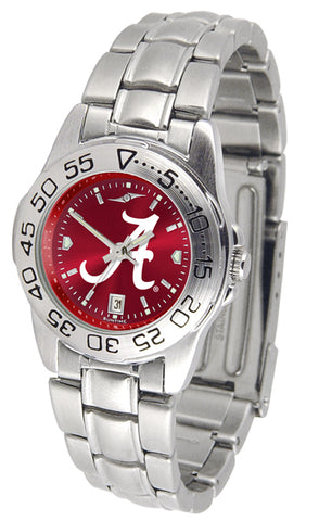 Alabama Crimson Tide - Ladies' Sport Steel AnoChrome