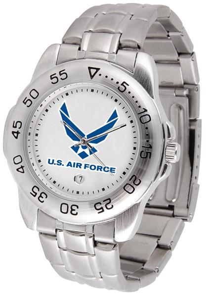 US Air Force - Sport Steel - SuntimeDirect
