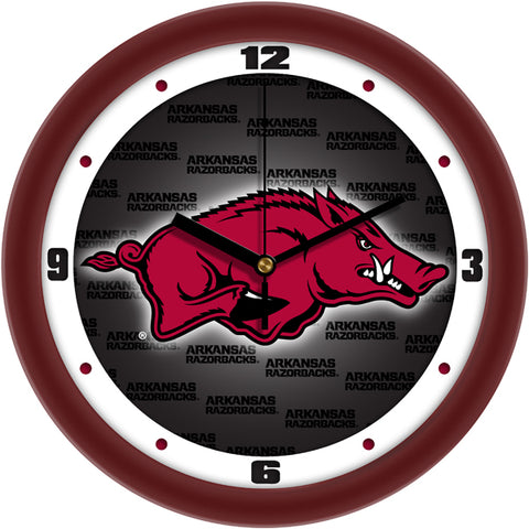 Arkansas Razorbacks - Dimension Wall Clock - SuntimeDirect