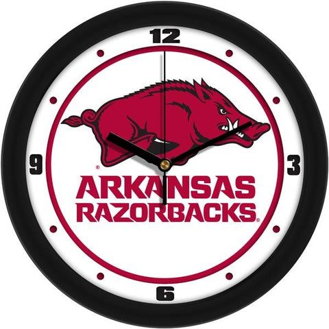 Arkansas Razorbacks - Traditional Wall Clock - SuntimeDirect